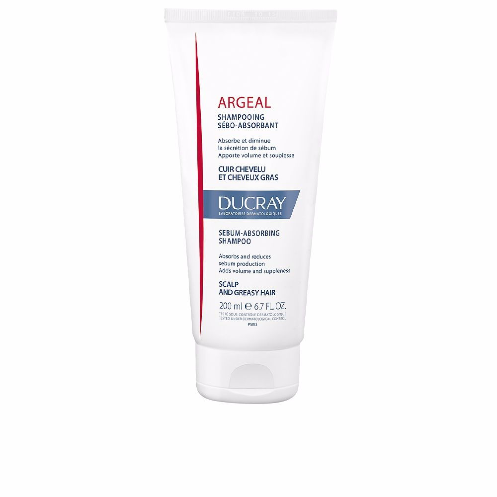 ARGEAL sebum-absorbing shampoo oily scalp&hair