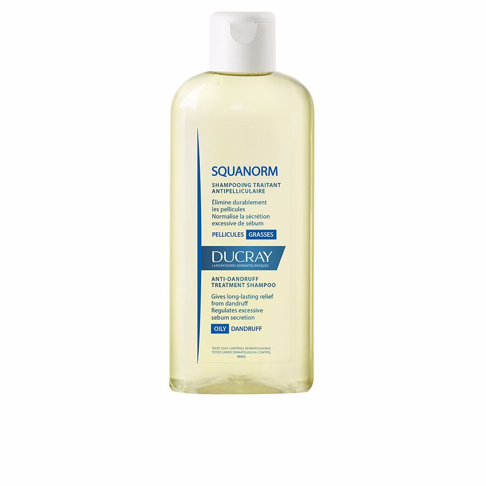 SQUANORM anti-dandruff treatment shampoo oily hair