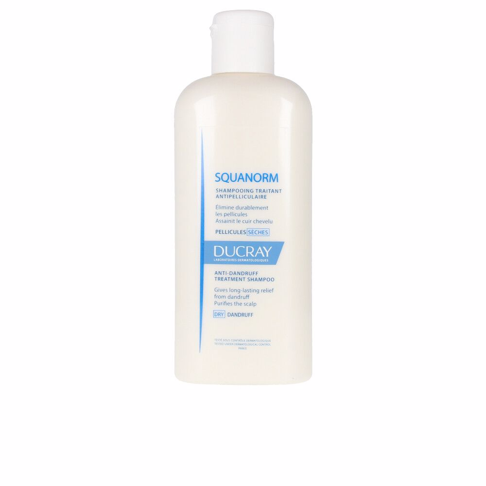 SQUANORM anti-dandruff treatment shampoo dry hair