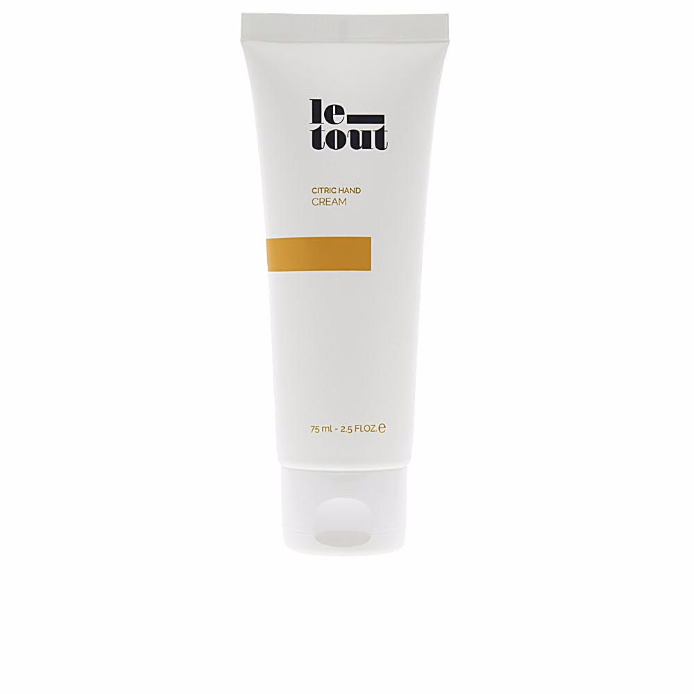 CITRIC hand cream