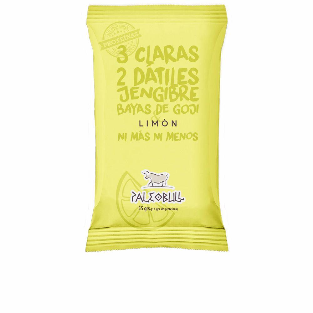 BARRITA ENERGÉTICA limón, goji & jengibre
