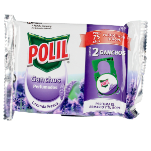 POLIL perfumador antipolillas duplo lavanda
