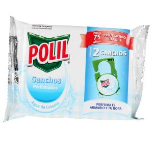 POLIL perfumador antipolillas duplo colonia
