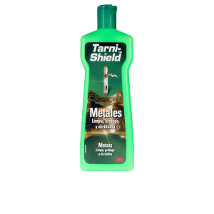 TARNI-SHIELD limpia y protege metales