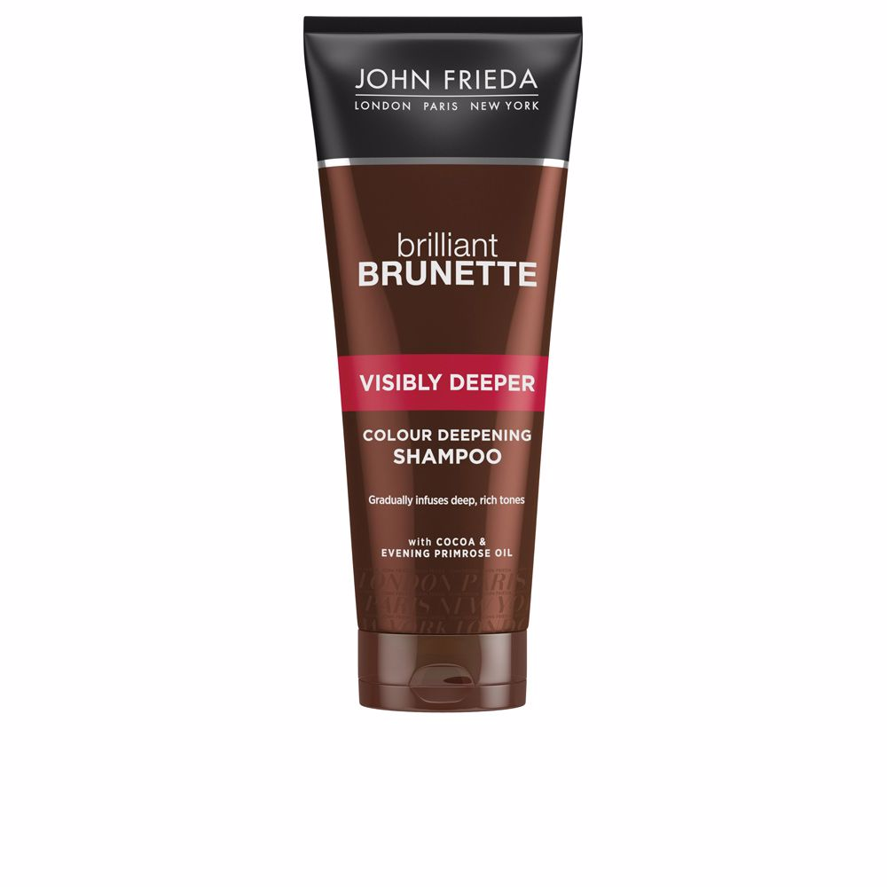 BRILLIANT BRUNETTE champú intensificador color