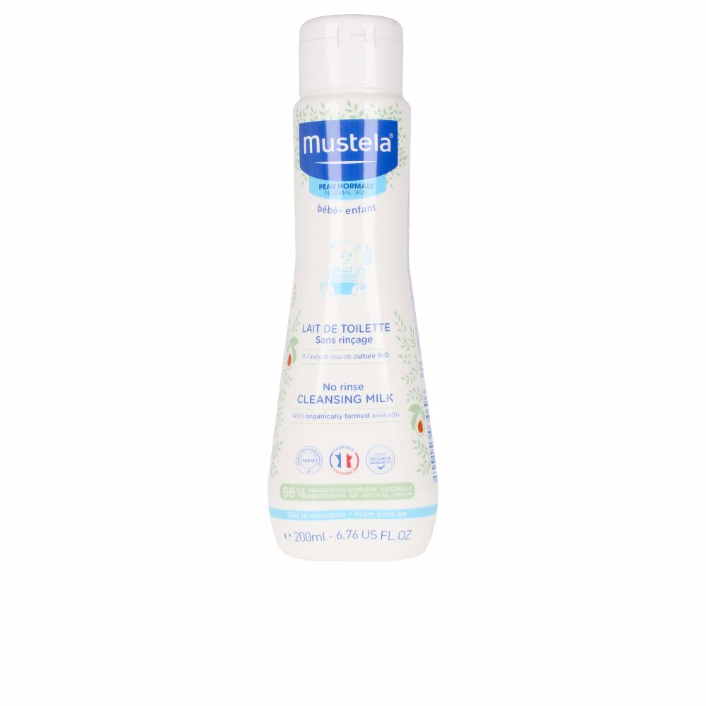 BÉBÉ cleansing milk no rinse