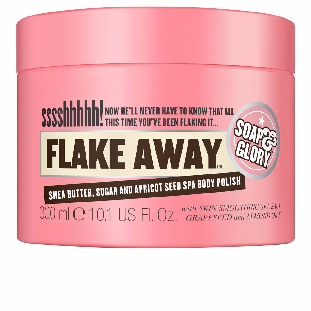 FLAKE AWAY body scrub
