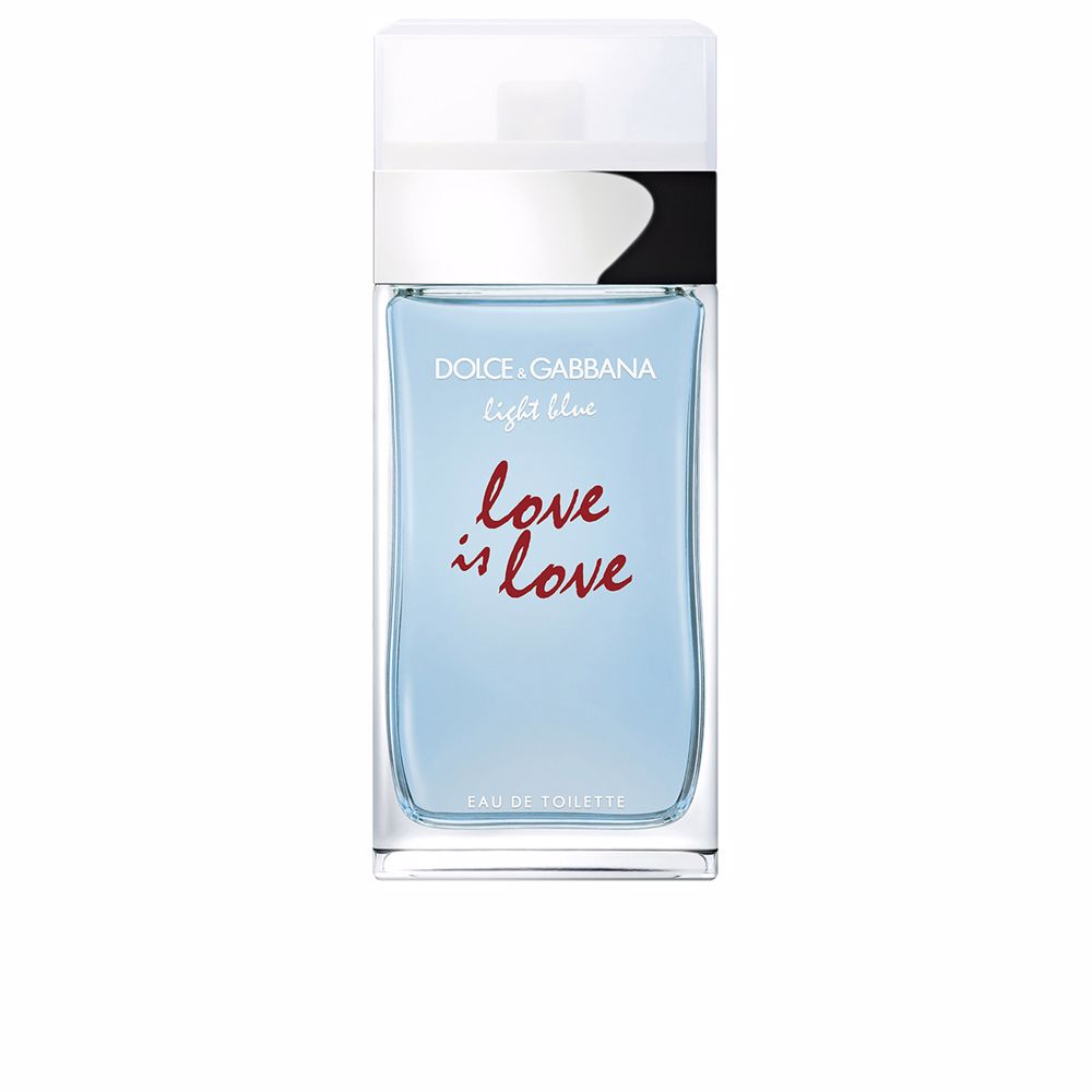 LIGHT BLUE LOVE IS LOVE limited edition