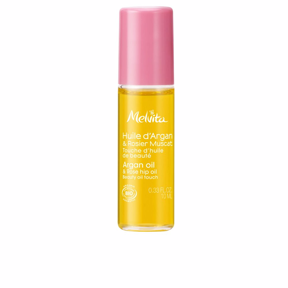 HUILES DE BEAUTE huile d'argan & rosier muscat roll-on
