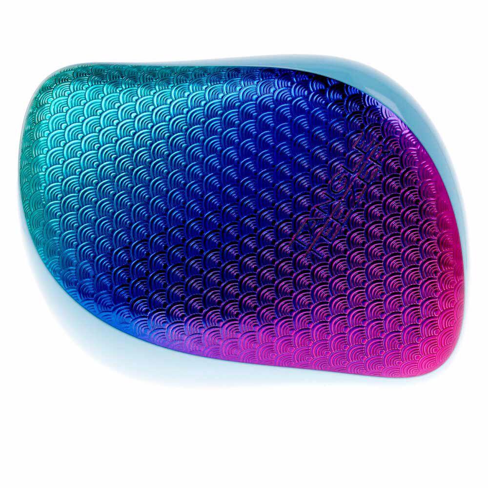 COMPACT STYLER #mermaid texture aqua/purple