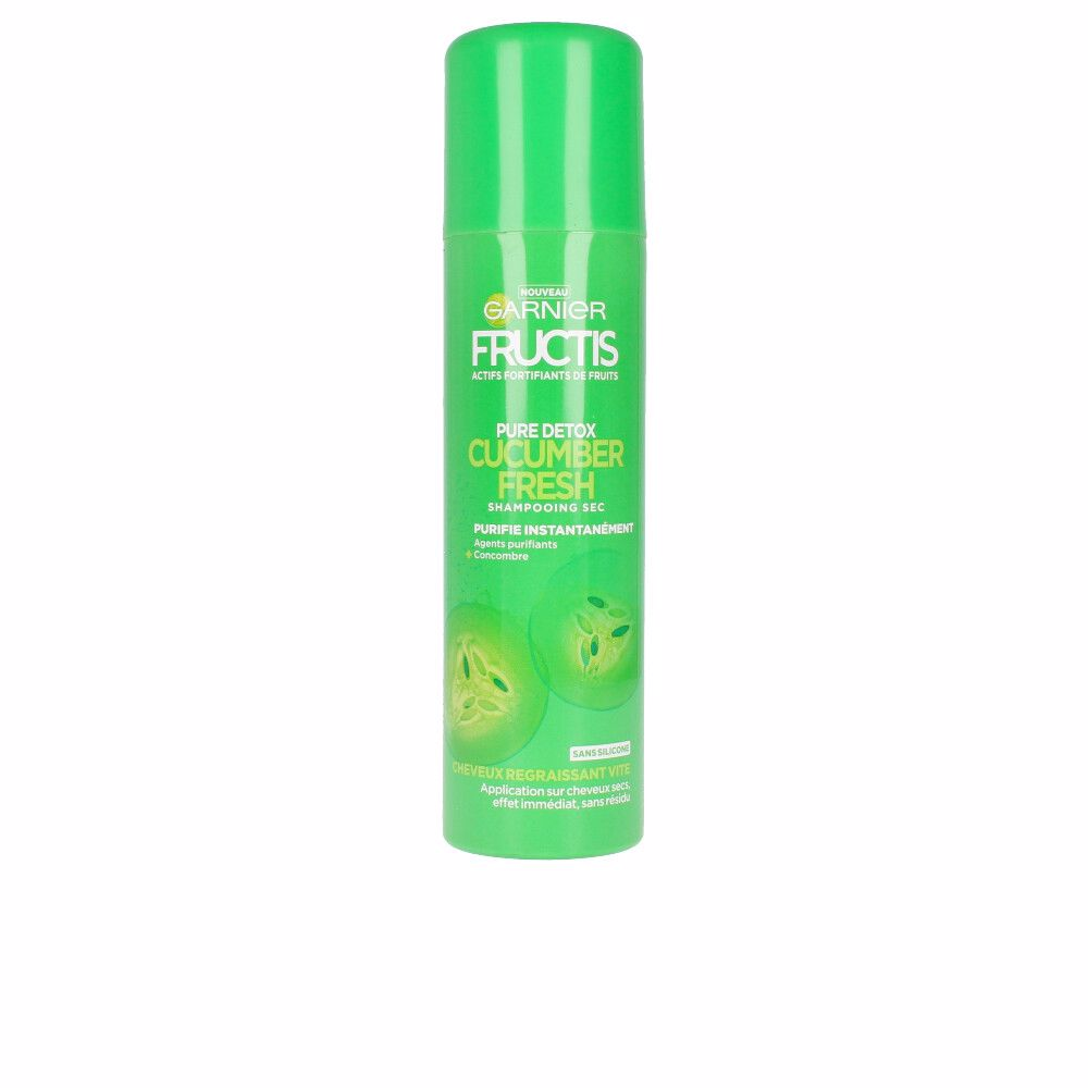 FRUCTIS CUCUMBER FRESH dry shampoo