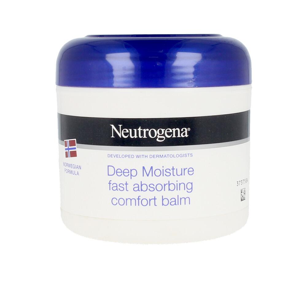 DEEP MOISTURE fast absorbing comfort balm