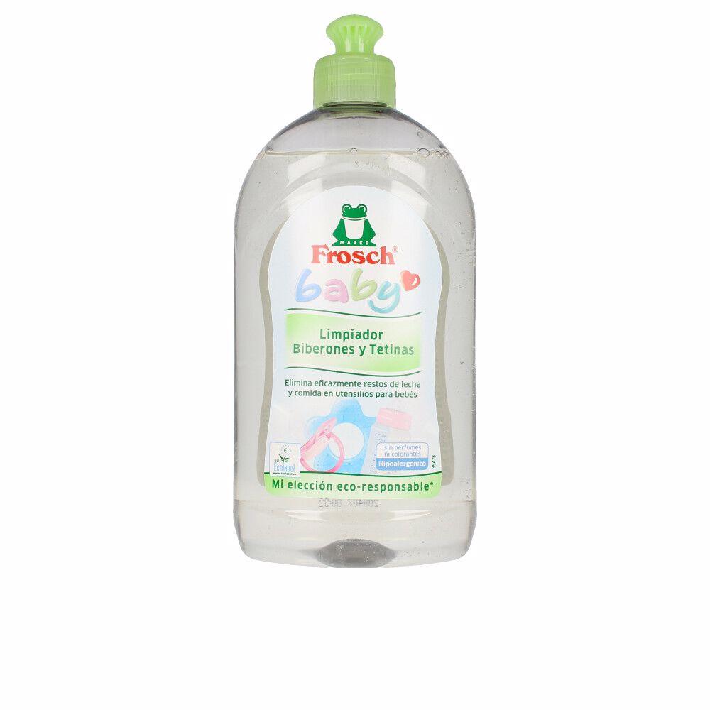 FROSCH BABY ecológico limpiador biberones y tetinas