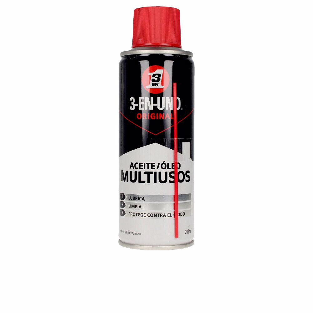 3EN1 aceite lubricante multiusos spray