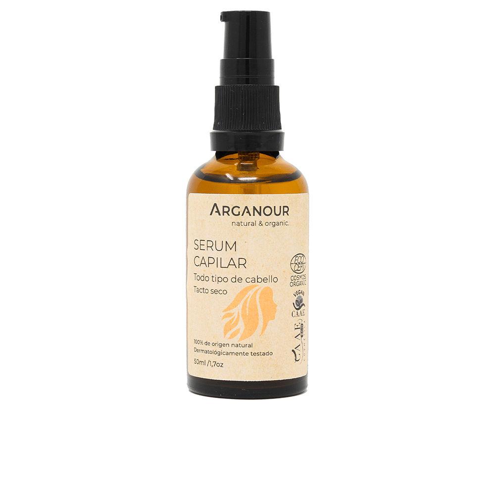 SERUM CAPILAR con aceite de argán