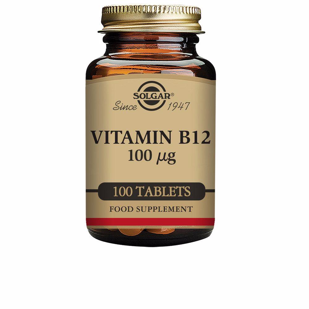 VITAMINA B12 100 µg Cianocobalamina