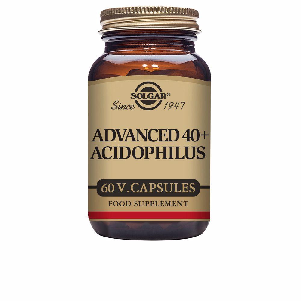 40 PLUS ACIDOPHILUS AVANZADO