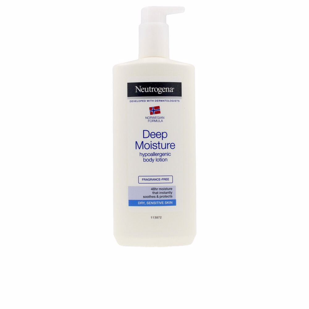 DEEP MOISTURE body lotion dry skin