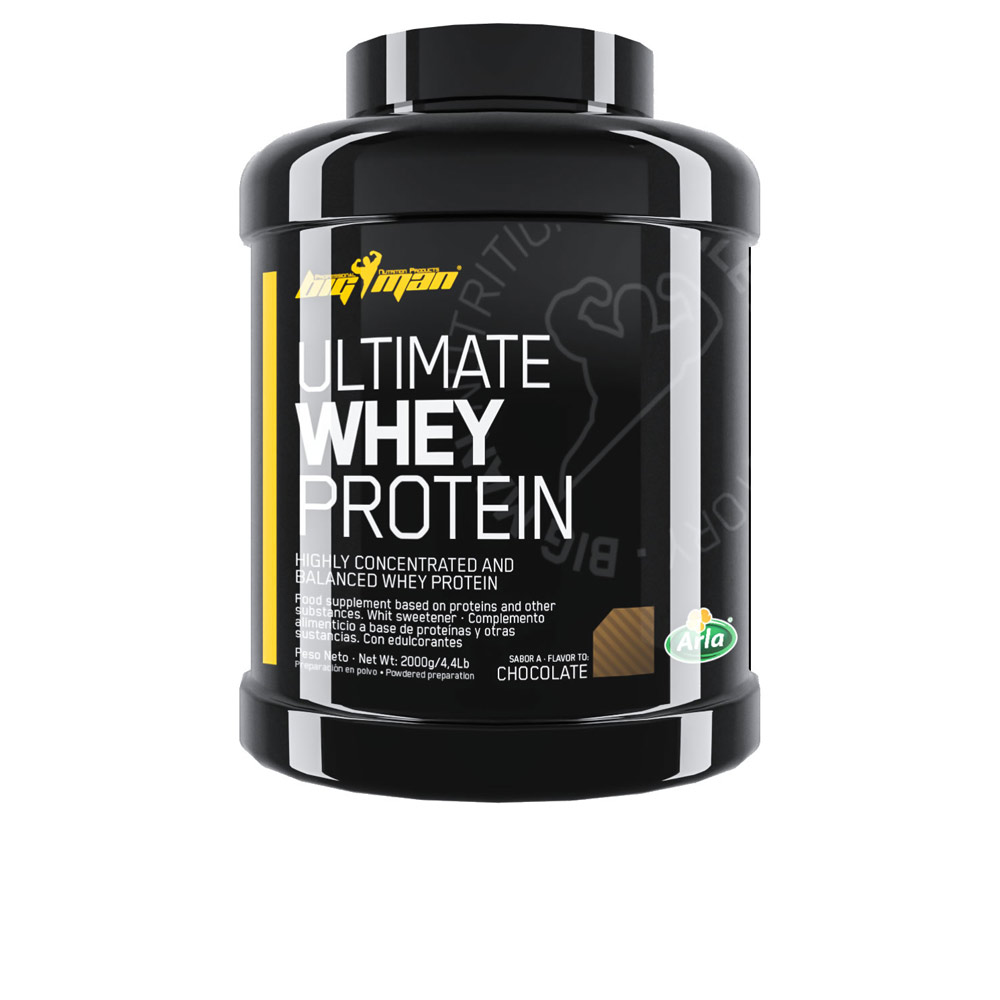 ULTIMATE whey protein #chocolate