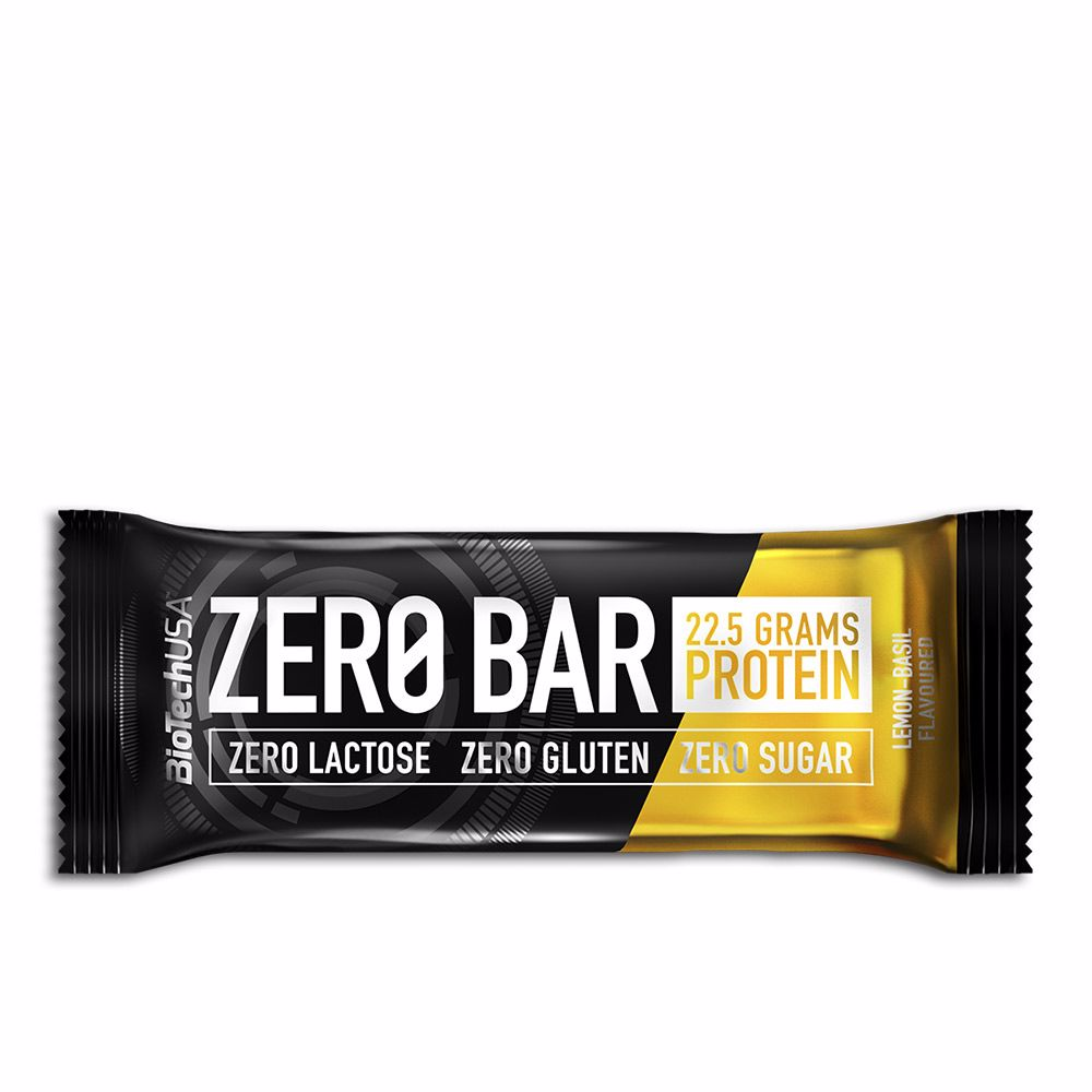 ZERO BAR barrita #chocolate-mazapan