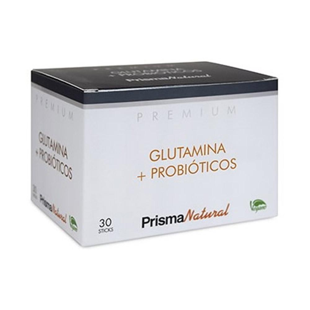 PREMIUM glutamina + probióticos