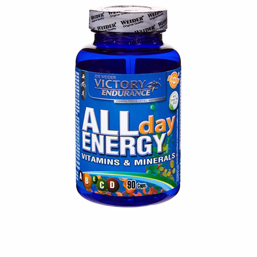 ALL DAY ENERGY vitamins minerals