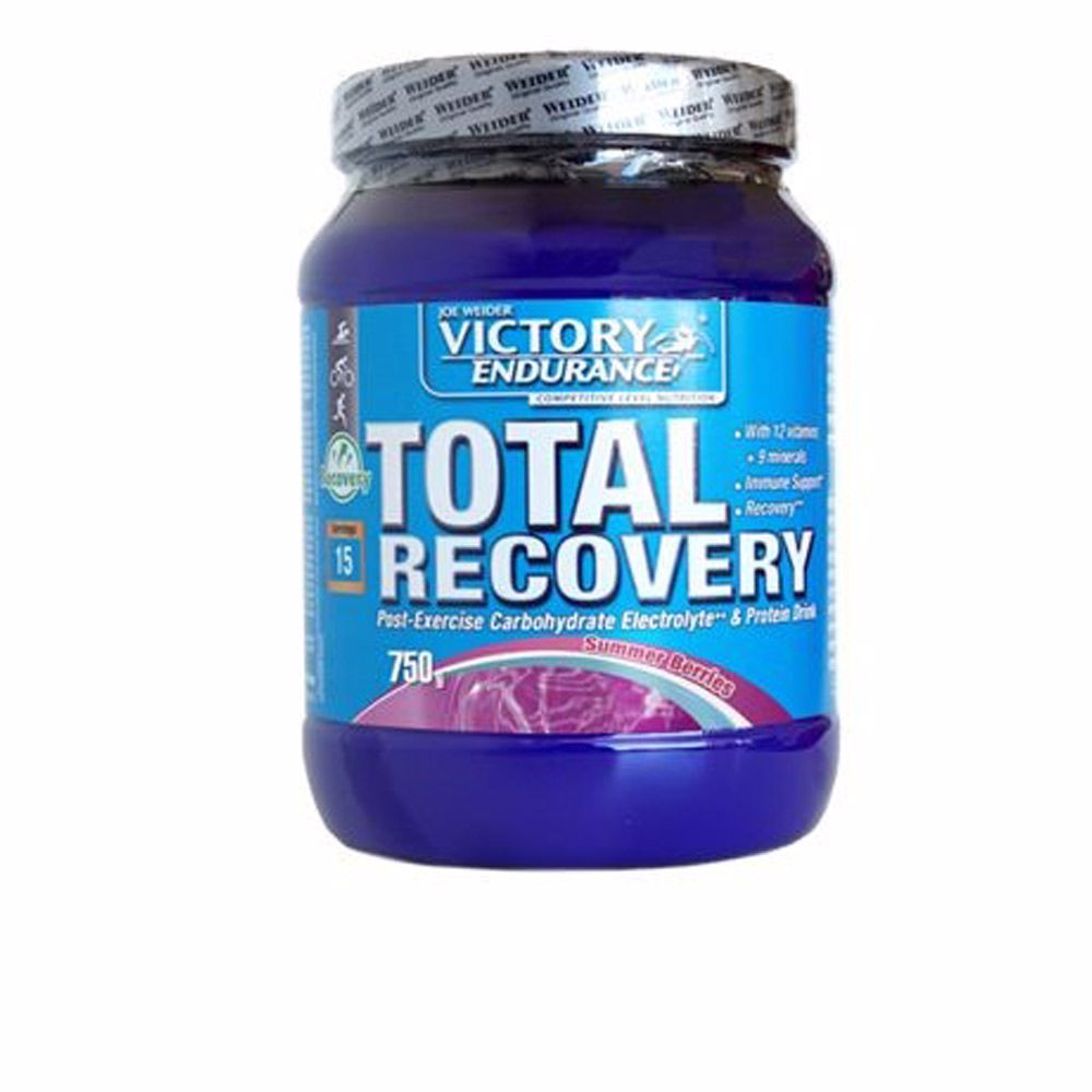 TOTAL RECOVERY summer berries