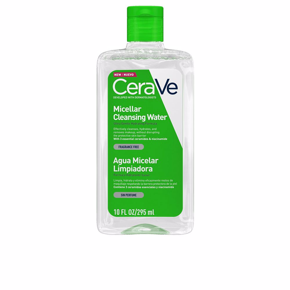 MICELLAR CLEANSING WATER ultra gentle hydrating