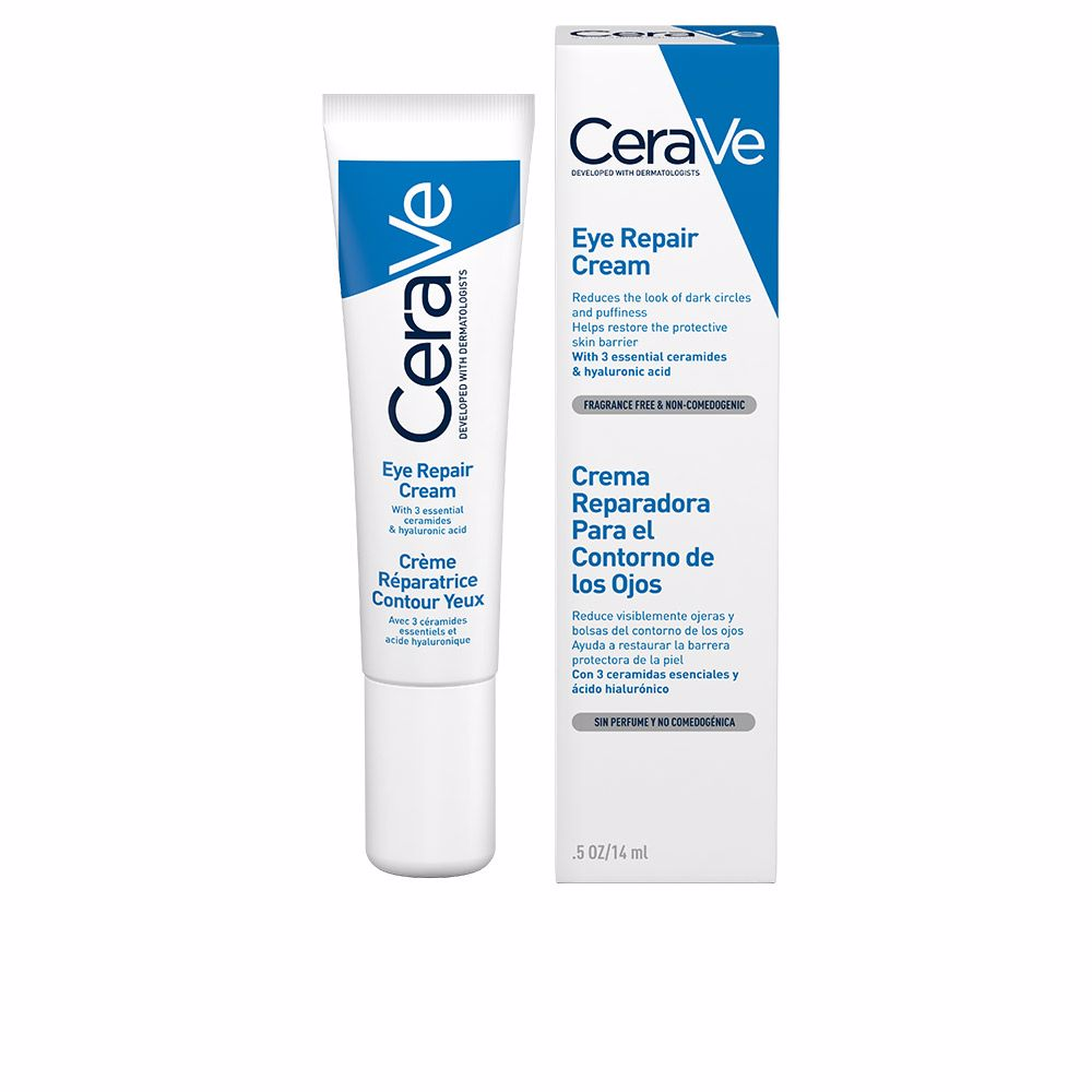 EYE REPAIR CREAM reduces dark circles&puffiness