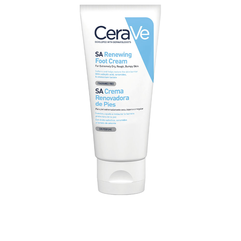 SA RENEWING FOOT CREAM for extremely dry, rough skin