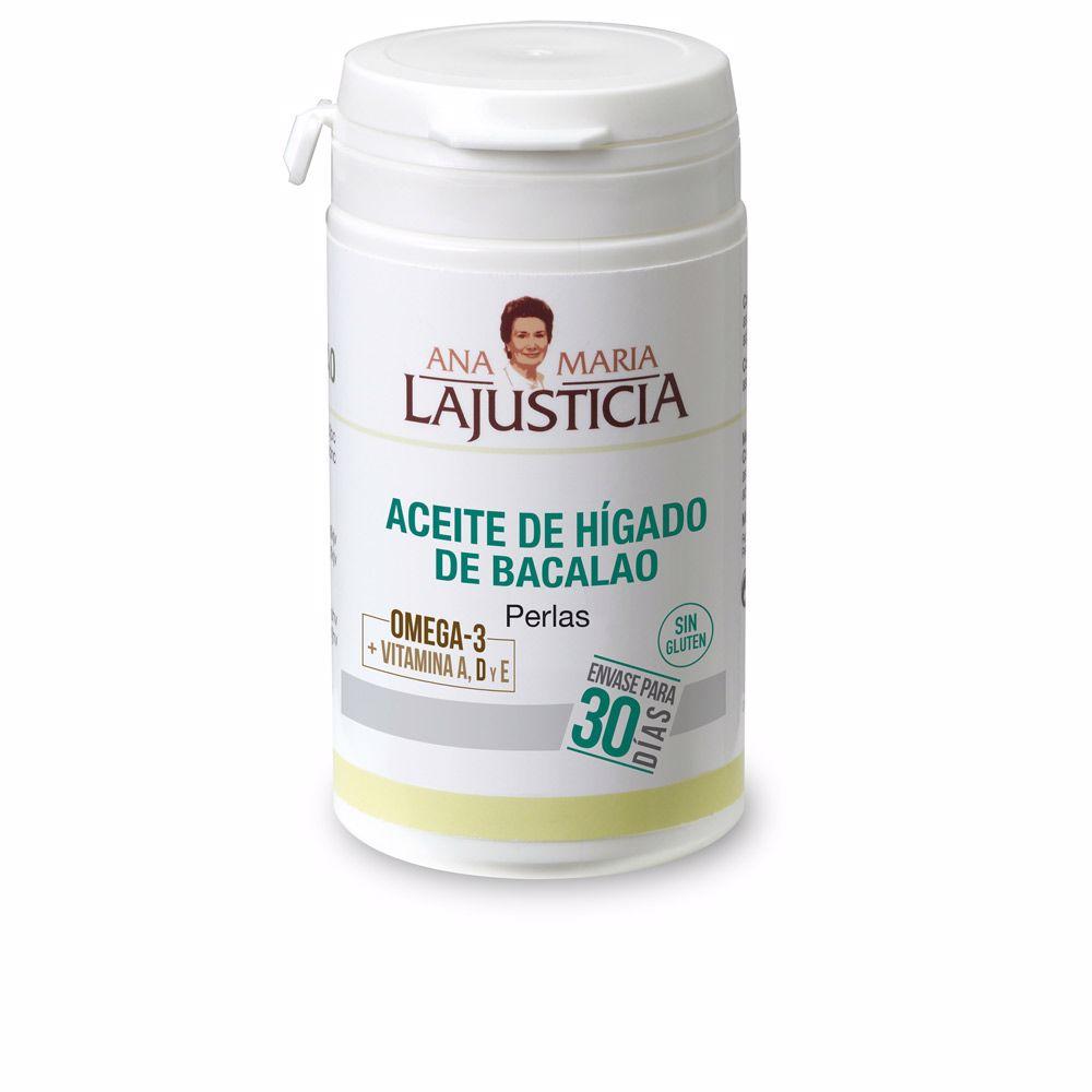 ACEITE DE HIGADO DE BACALAO + VITAMINA E