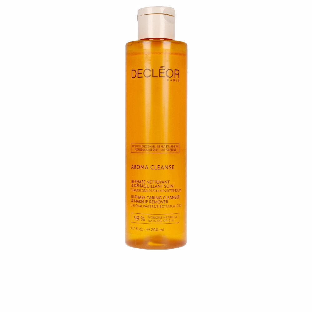 Aroma Cleanse bi-phase nettoyant & démaquillant soin 200 ml