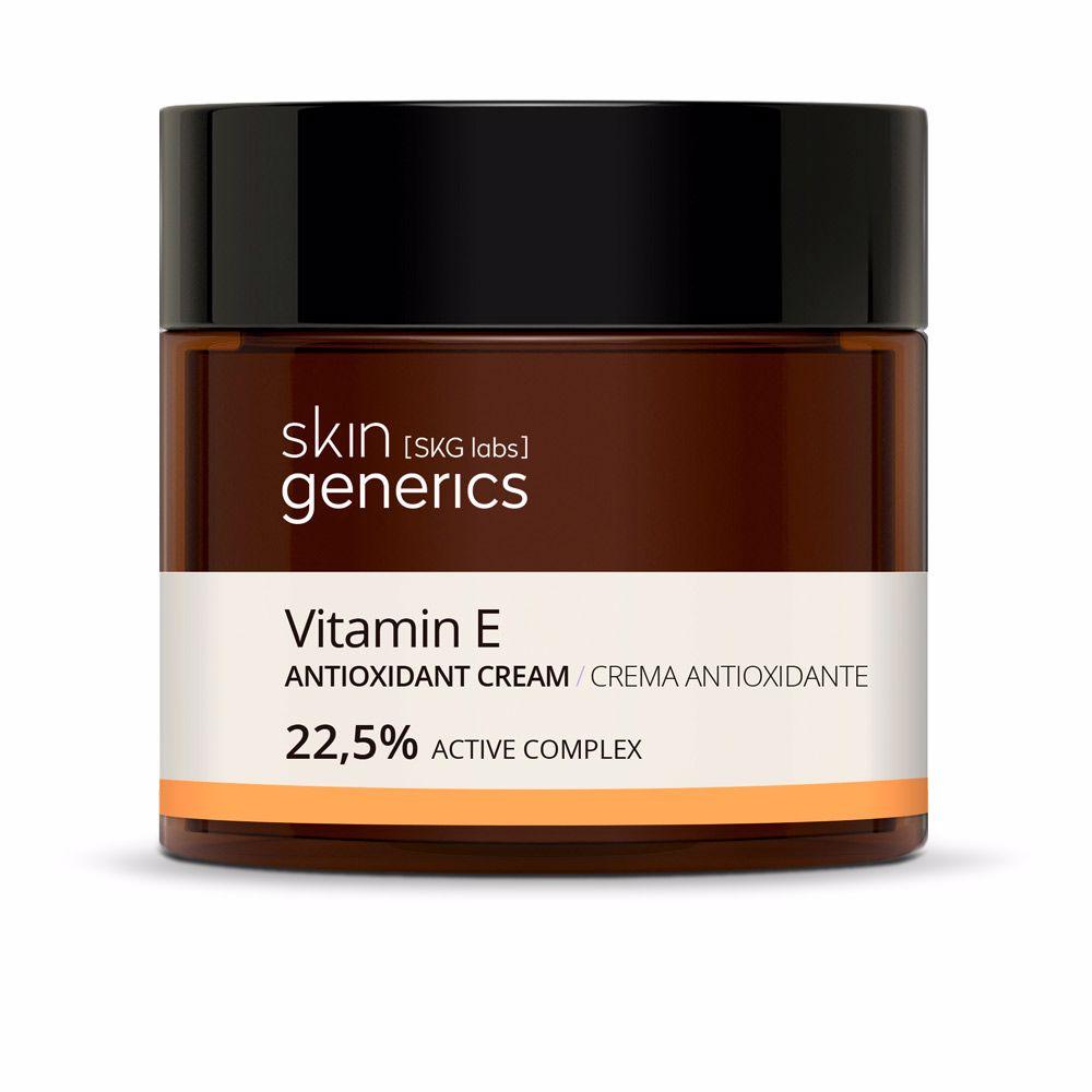 VITAMINA E crema antioxidante 22,5%
