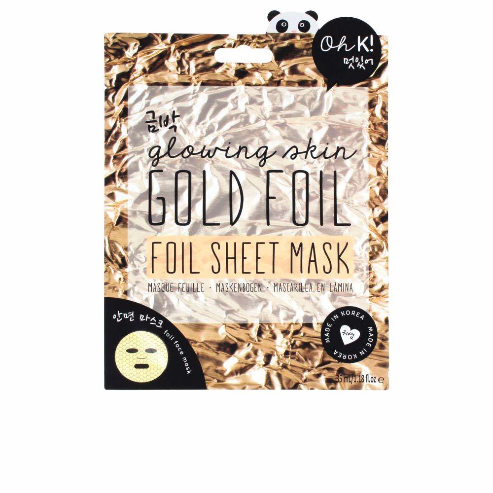 GOLD FOIL sheet mask