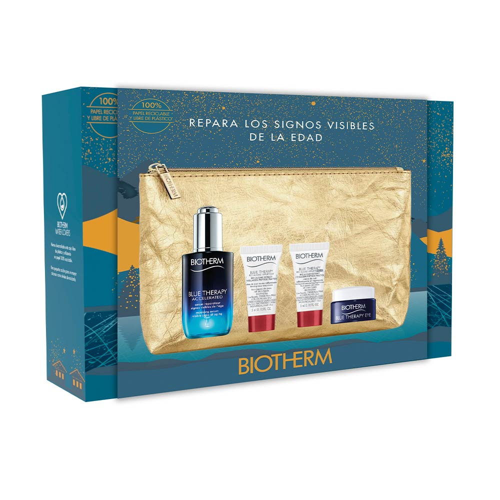 BLUE THERAPY ACCELERATED SERUM SET