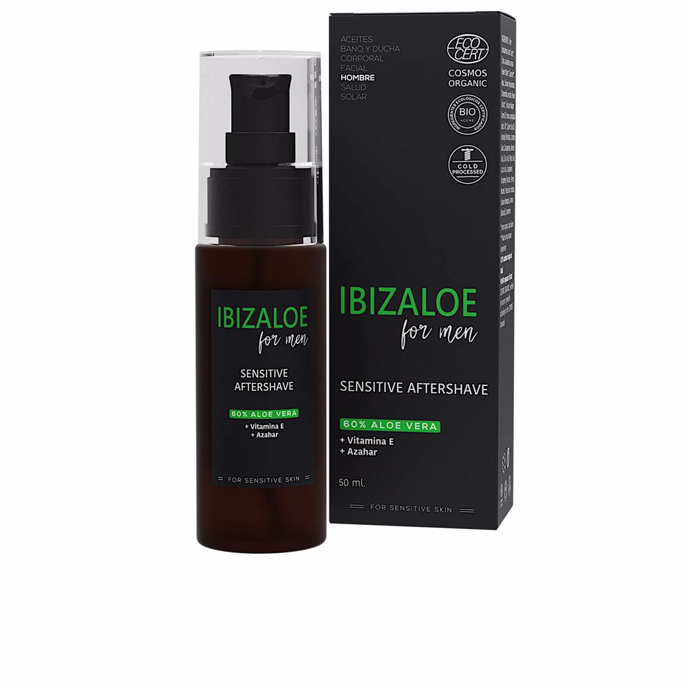 IBIZALOE MAN sensitive aftershave