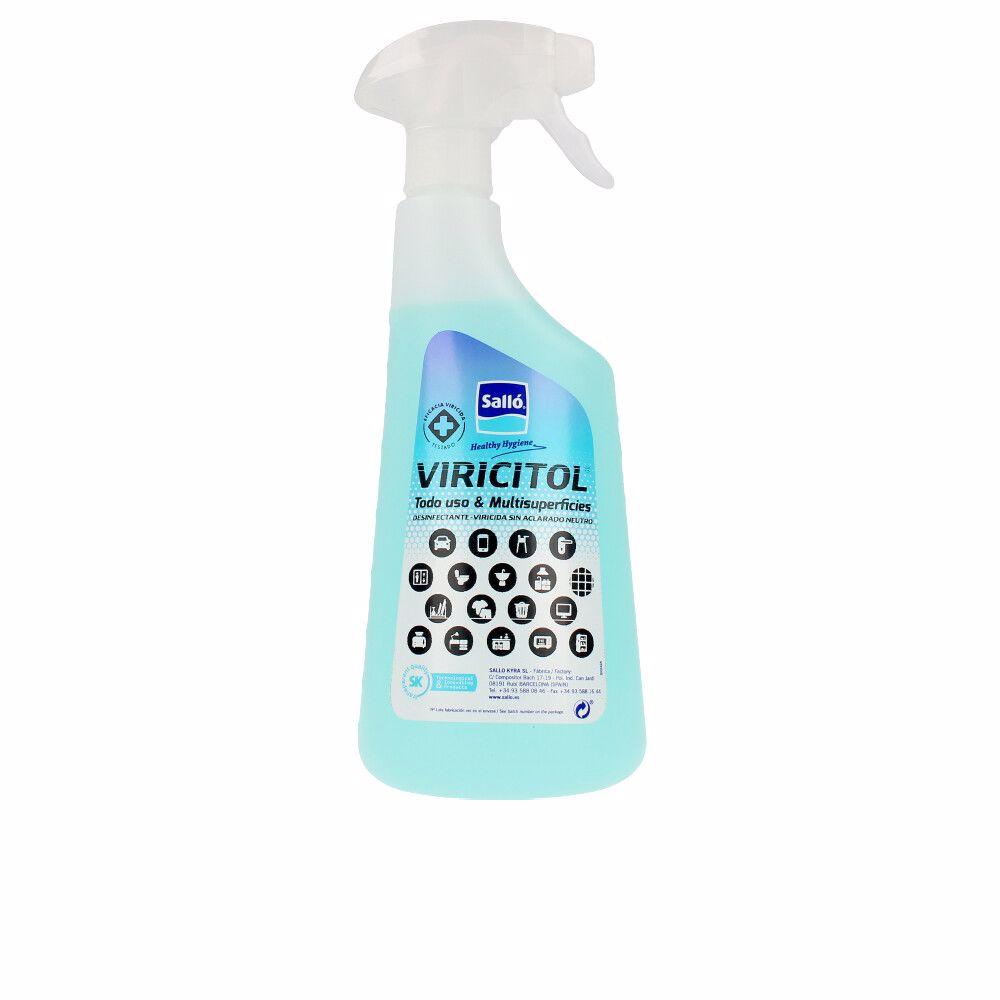 VIRICITOL desinfectante-viricida multisuperficies