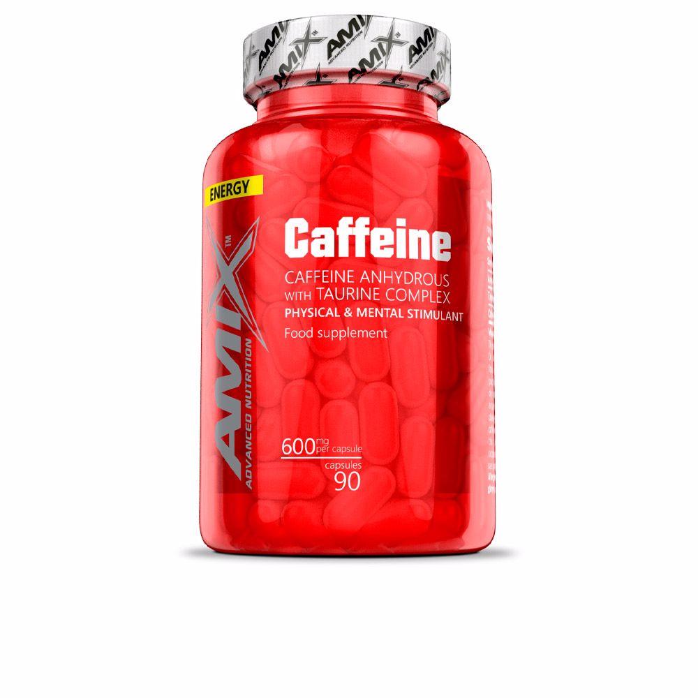 CAFFEINE 200 MG WITH TAURINE
