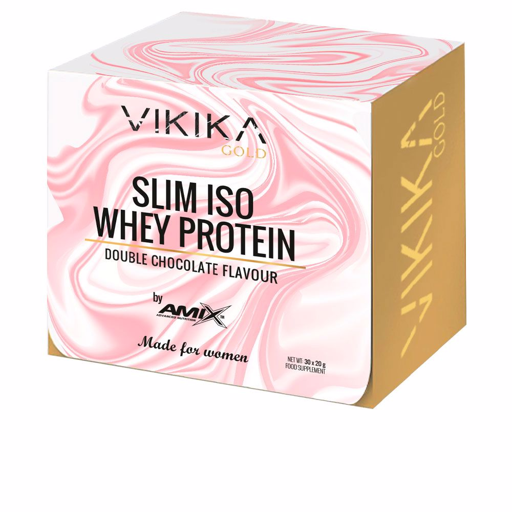 SLIM ISO WHEY PROTEIN #doble-chocolate