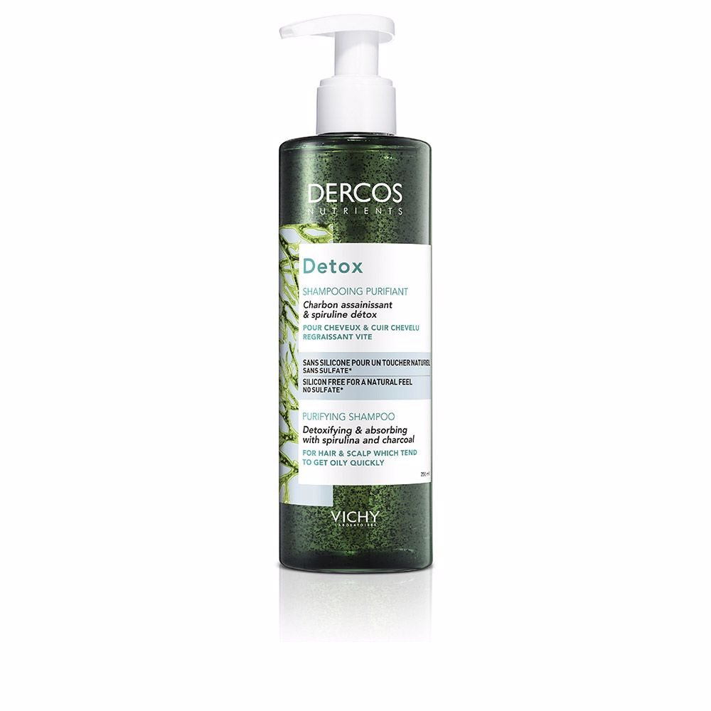 DERCOS DETOX shampooing purifiant