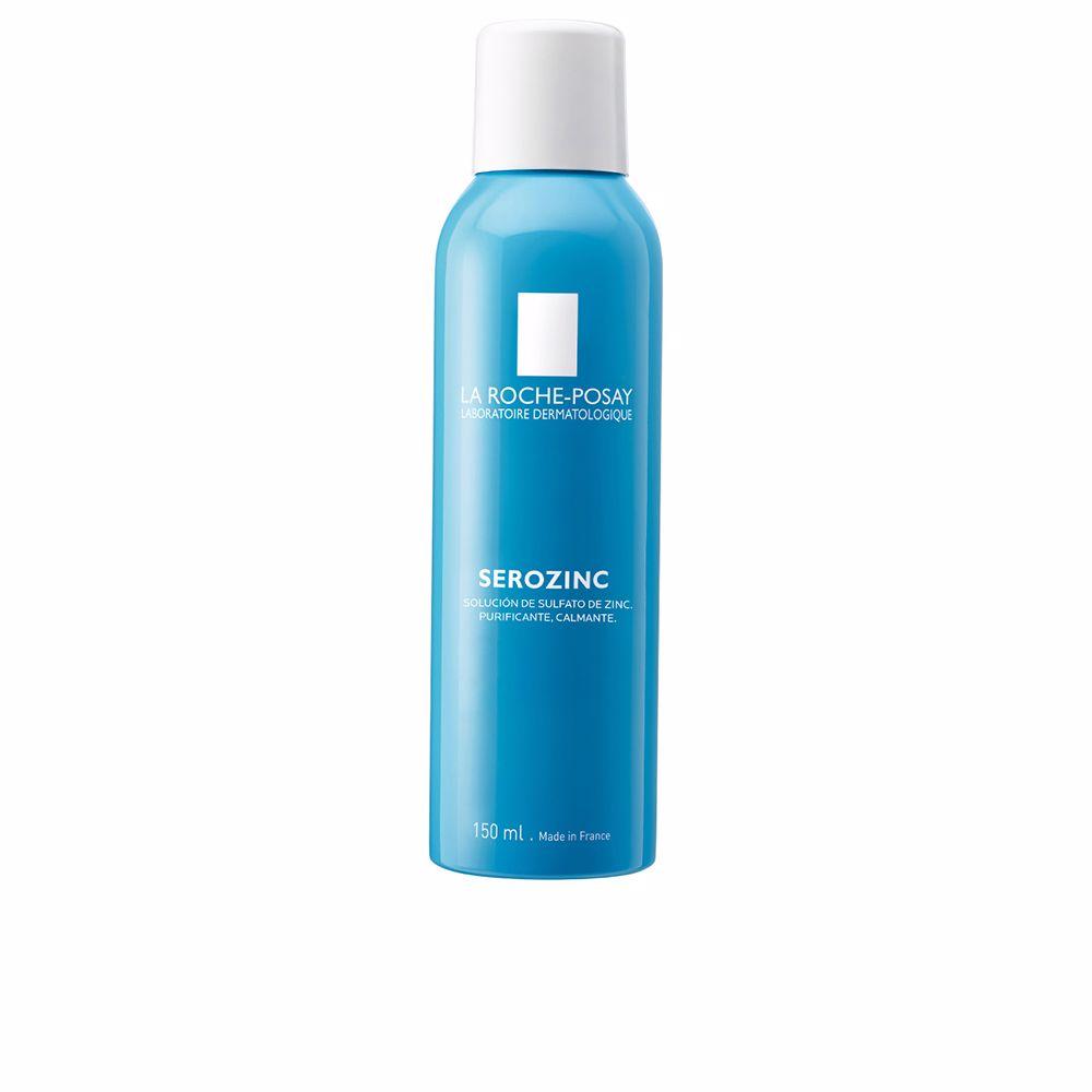 SEROZINC soluté de sulfate de zinc spray peaux grasses