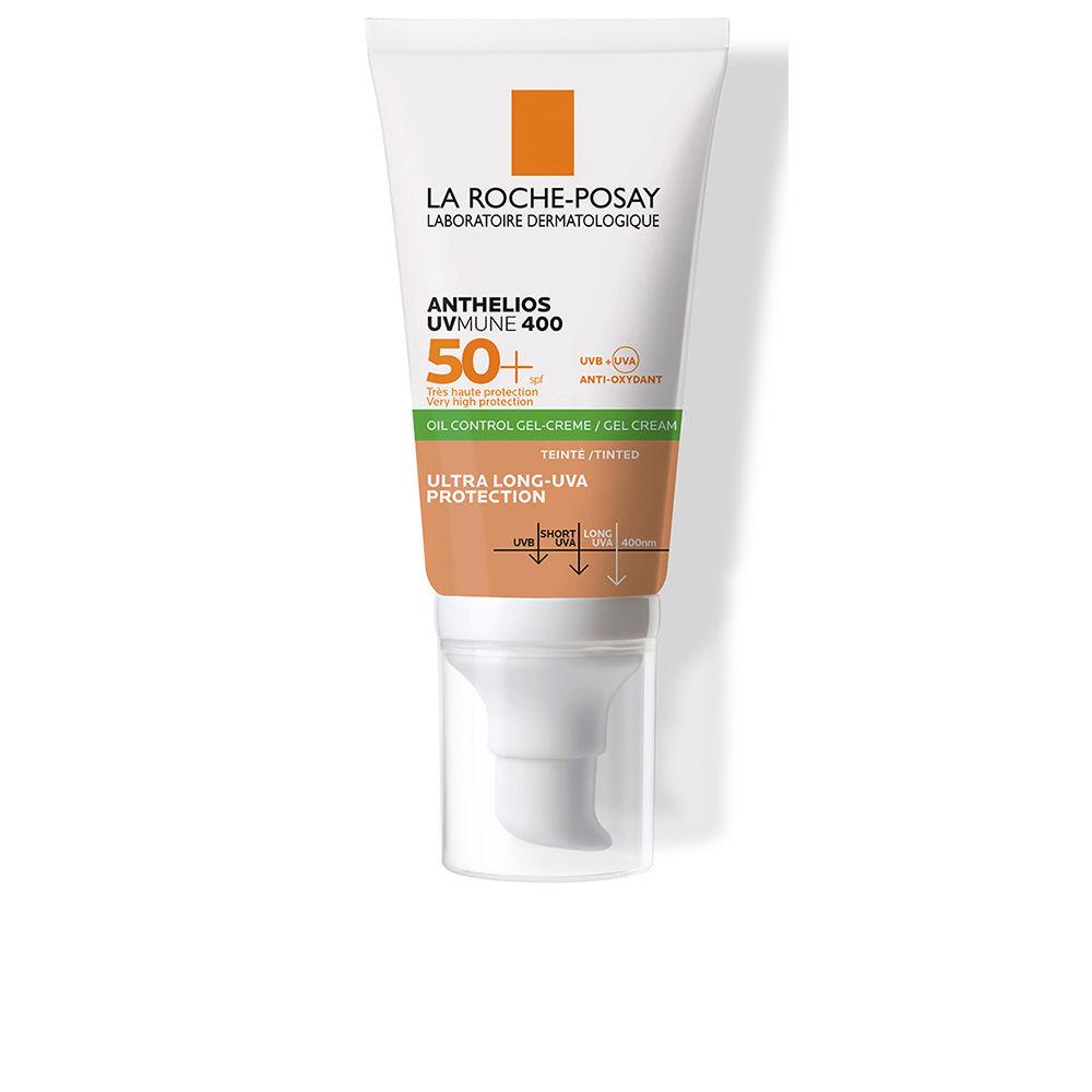 ANTHELIOS XL gel-crème toucher sec teinté SPF50+