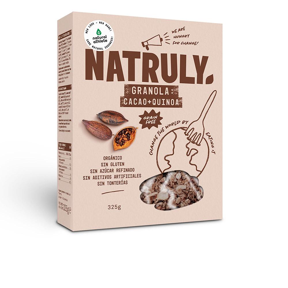 GRANOLA ORGÁNICA #cacao & coco