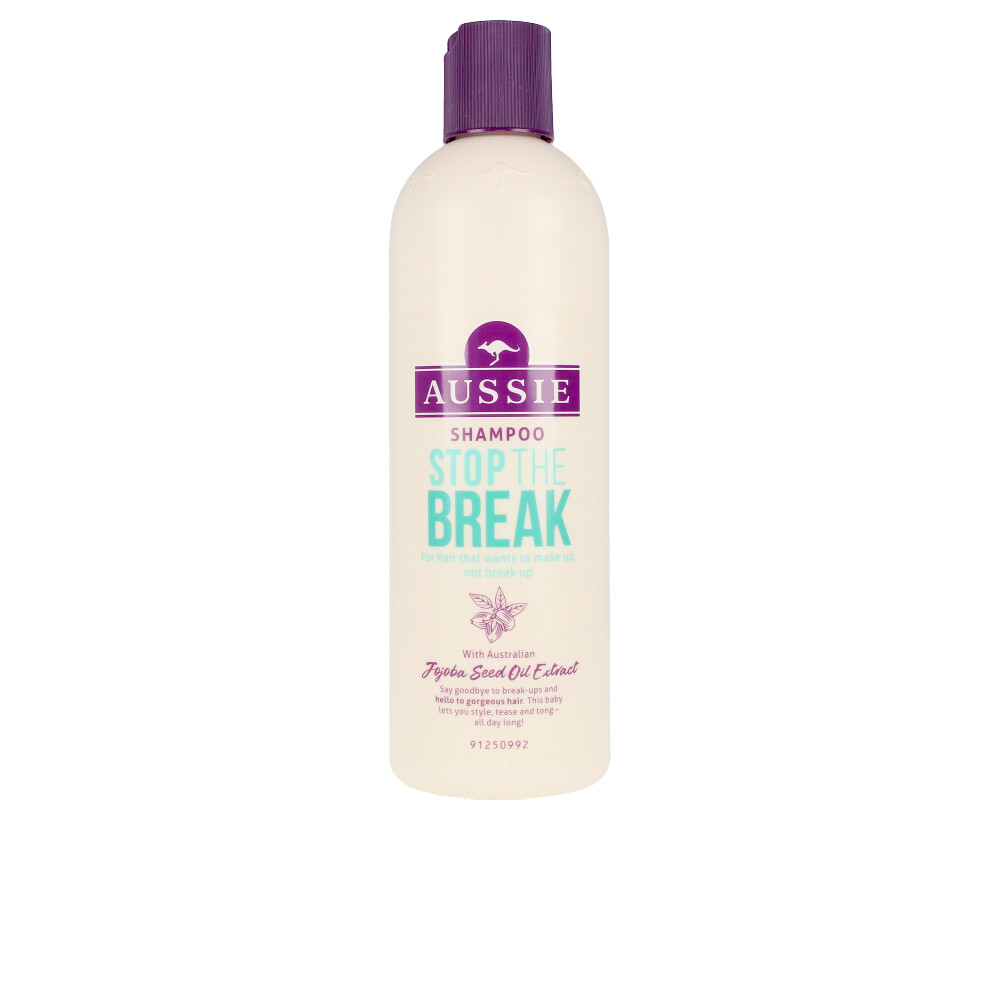 STOP THE BREAK shampoo