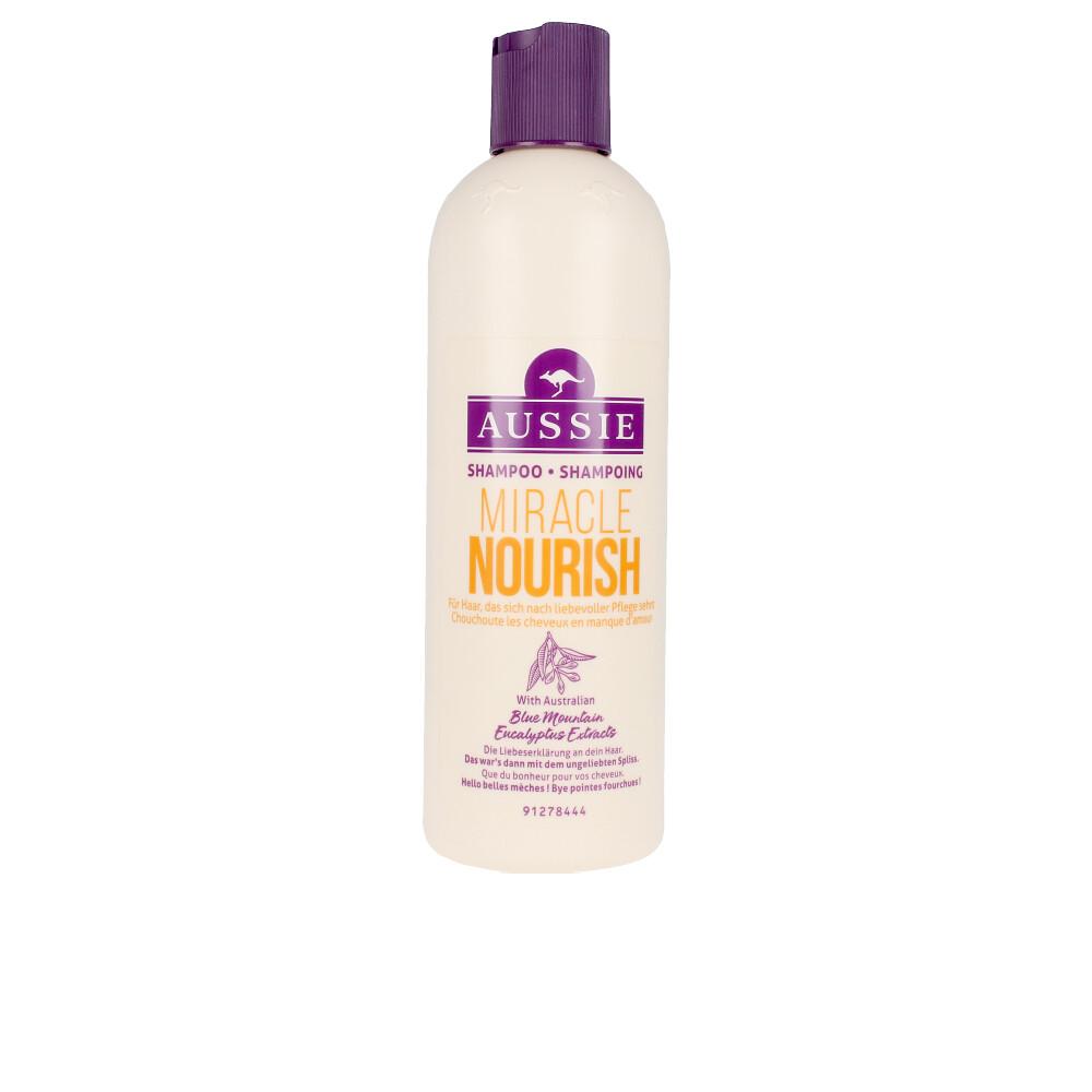 MIRACLE NOURISH shampoo