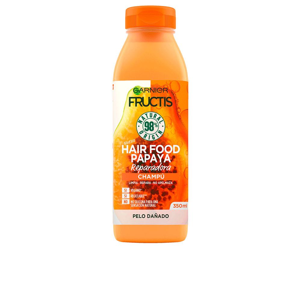 FRUCTIS HAIR FOOD papaya champú reparador