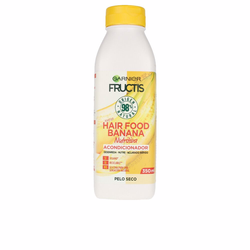 FRUCTIS HAIR FOOD banana acondicionador ultra nutritivo