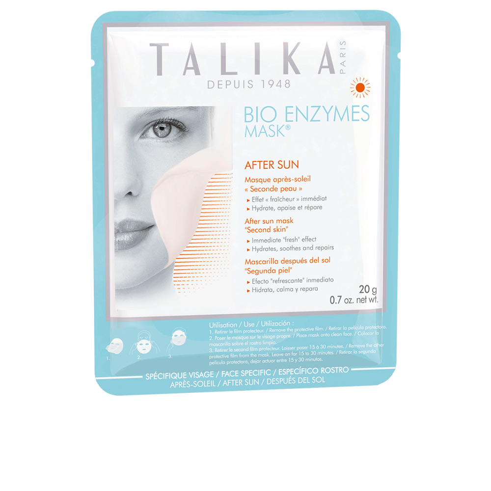 BIO ENZYMES after sun mask