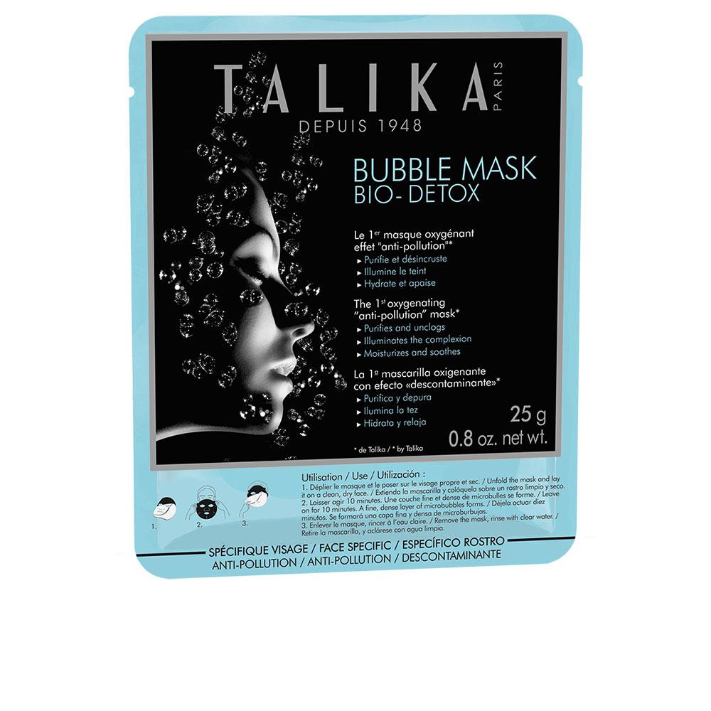 BUBBLE BIO DETOX anti-pollution mask