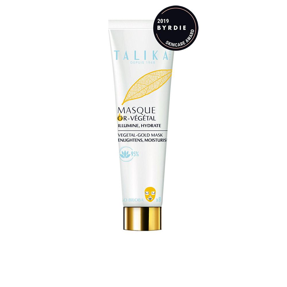 VEGETAL-GOLD enlightens & moisturising mask